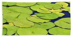 Water Lilly Beach Sheet