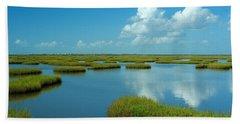 Wetlands Beach Towel