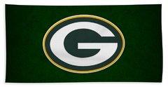 Green Bay Packers Beach Towel