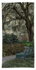 Spanish Moss  Beach Towel