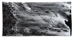 Flowing Water Beach Towel