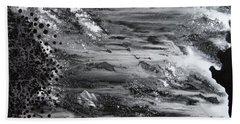 Flowing Water Beach Sheet