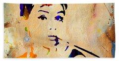 Audrey Hepburn Collection Beach Towel