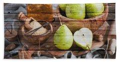 Fruit Beach Towel