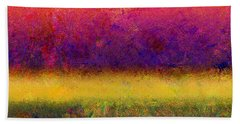 1395 Abstract Thought Beach Towel