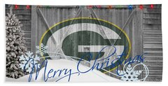Green Bay Packers Beach Towel
