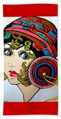 Art Deco  Ann Beach Sheet