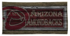 Arizona Diamondbacks Beach Towel