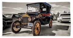 1916 Ford Model T Beach Sheet