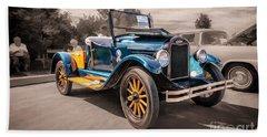 1925 Chevrolet Pickup Beach Sheet