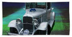 1932 Ford Pickup Beach Towel