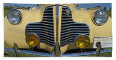 1940 Buick Phaeton Beach Sheet