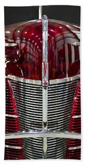 1940 Ford V8 Grill  Beach Sheet