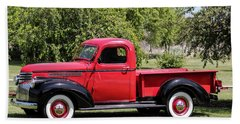 1946 Chevy Pickup Beach Sheet