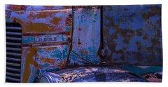 1946 Dodge Coe Beach Towel by Garry Gay