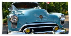 1950 Oldsmobile Beach Towel