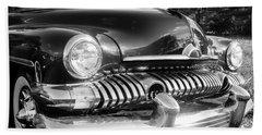 1951 Mercury Coupe - American Graffiti Beach Towel