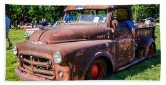 1952 Dodge Pickup Beach Sheet