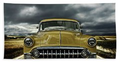1953 Chevy Beach Towel