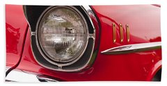 1957 Chevrolet Bel Air Headlight Beach Sheet