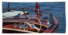 1957 Chris Craft Holiday Beach Towel