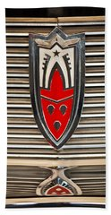 1958 Oldsmobile Super 88 4 Door Sedan -1654c Beach Towel