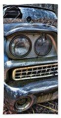 1959 Ford Galaxie 500 Beach Towel