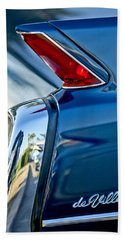 1962 Cadillac Deville Taillight Beach Sheet