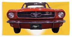 1964 Ford Mustang Beach Sheet