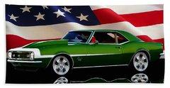 1968 Camaro Tribute Beach Sheet