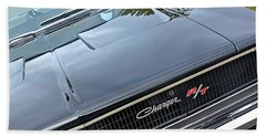 1968 Dodge Charger Beach Towel