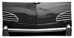 1968 Volkswagen Karmann Ghia Convertible Beach Towel