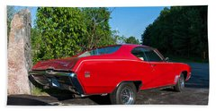 1969 Buick Gs Beach Towel