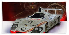 1981 Porsche 936/81 Spyder Beach Sheet