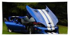 1997 Viper Hennessey Venom 650r 4 Beach Towel