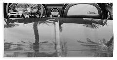 1965 Chevrolet Corvette Sting Ray Beach Towel
