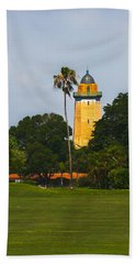 Alhambra Water Tower Beach Towel