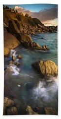 Chanteiro Beach Galicia Spain Beach Sheet