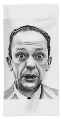 Deputy Barney Fife Beach Sheet