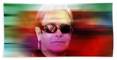 Elton John Beach Sheet