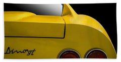 Ferrari Dino Beach Towel