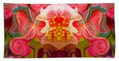 Flower Child Beach Towel