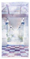 Gateway To Heaven Beach Sheet