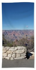 Beach Towel featuring the photograph Grand Canyon by David S Reynolds