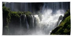 Iguassu Falls Beach Towel