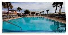 Infinity Pool Beach Towel