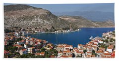 Kastelorizo Island Beach Sheet