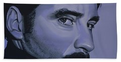 Kevin Kline Beach Towel