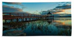 Lake Neatahwanta Beach Sheet