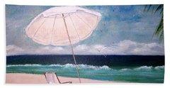 Lazy Day Beach Towel by Jamie Frier